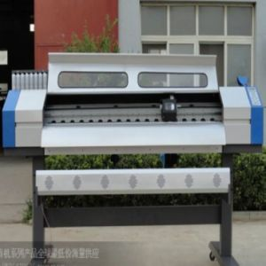 Eco Solvent Printer, 2 PCS of Epson Dx5 Head, 1440dpi, Only One All Over The World