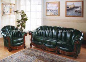 Leather Sofa (1029)