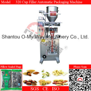 Seeds Rice Nuts Almond Automatic Grade Filling Sealing Packing Machine pictures & photos