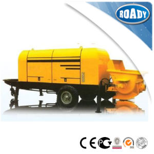 Chinese Nergy-Saving Construction Concrete Pump