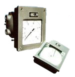 Dual Bellows Differential Pressure Gauge (CWC-280, CWD-280)