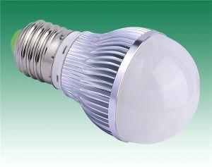 Direct Manufacturer Aluminum Body LED Bulb E27 3*2W