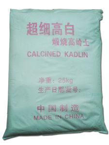 Calcined Kaolin 325mesh Industry Grade (1332-58-7) pictures & photos