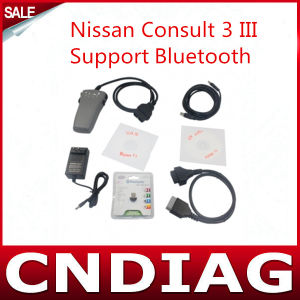for Nissan Consult 3 III Support Bluetooth Version