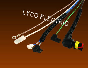 Cable Harness for Lawn Mower