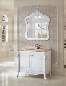 PVC MDF Plywood Solid Wood Bathroom Vanity Sanitary Ware