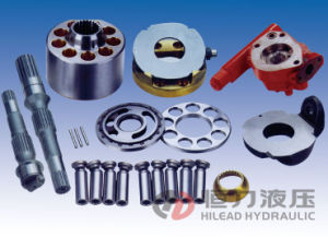 Komatsu Hpv95 Hpv132 Hydraulic Piston Pump Spare Parts