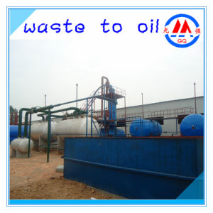2013 New High Efficiency Waste Tire Oil Distillatin ,Oil Refining Machine (GQ-ZL)