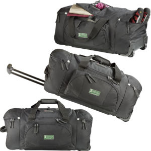 Travelling Trolley Duffel Bag with Shoes Pocket (MS2085) pictures & photos