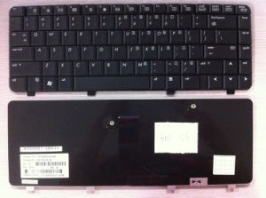 Original Us Layout Laptop Keyboard for HP 500 520 530 pictures & photos