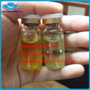 Raw Chemical Anabolic Steroid Hormone Powder Testosterone Enanthate for Bodybuilding pictures & photos
