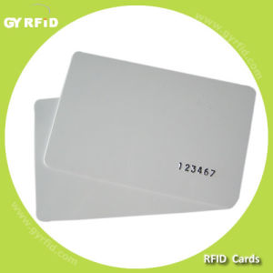 125kHz Em4100 Compatible Proximity Contactless RFID Smart ID Card pictures & photos