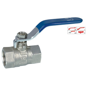 Brass Ball Valve (BV-1008) with Steel Handle pictures & photos