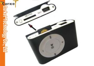 TF Card Slit MP3 Video MP3 Player Without LCD Screen (Z-121) MP4 MP5