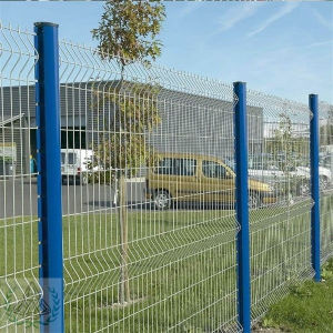 Wire Mesh Fence/Security Wire Mesh Fence/Triangle Wire Mesh Fence