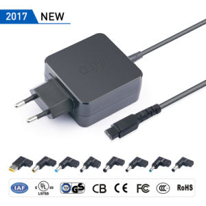 45W for HP Lenovo DELL Notebook Ultrabook Universal Adapter
