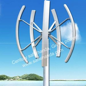 1kwce Approved Vertical Axis Wind Turbine Generator Set /300W-10kw Disk Wind Generator Turbine