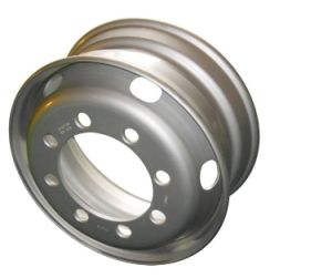 L-Guard Truck Tube Steel Wheel Rim 8.5-24 for Tyre 12.00-24 pictures & photos