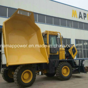 Multifunction Hydraulic Heavy Duty Site Dumper for Sale pictures & photos