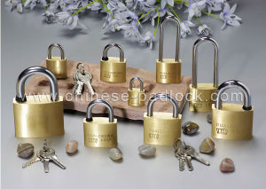 Brass Lock (HD035)