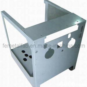 Customized Punching Part, CNC Stamping, Metal Stamping, Steel Punching (FE18-0111)