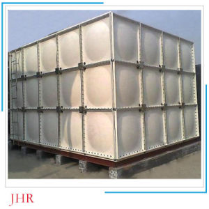 GRP FRP SMC 50m3 Water Storage Tank for Water Treatment