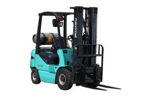 1-1.8t Gasoline LPG Forklift FGL10T-FGL35T
