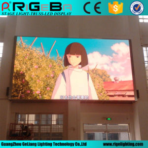 P7.62 Indoor Full Color Stage Performance Rental LED Display pictures & photos