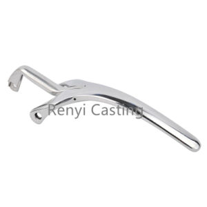Espressor Coffee Machine Handle-Shinny Die Casting Finish pictures & photos