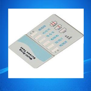 Home Drug Test Kits/Six Panel Drug Abuse Test Kits / Drug Abuse Test Kits pictures & photos