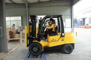 Total Forklift 3.5t Diesel Forklift pictures & photos