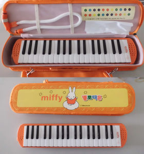 37 Keys Melodica Cartoon Case (MD-37MF) pictures & photos