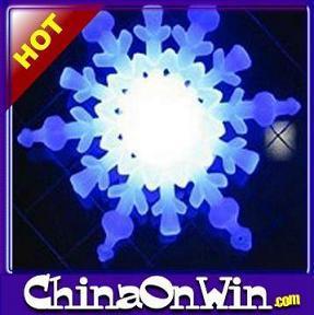 Fashion LED Snow Light, LED Snow Flake Light