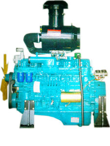 British Ricardo 6 Cylinders Water Cooled 6L Displacement Hot Sale China Engine Turbo Charged 2000rpm, 180kw, 6113 Series Diesel Engine for Irrigation Use pictures & photos