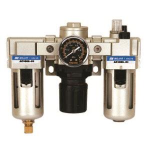 Air Source Treatment Unit (F. R. L Combination) (AC Series)