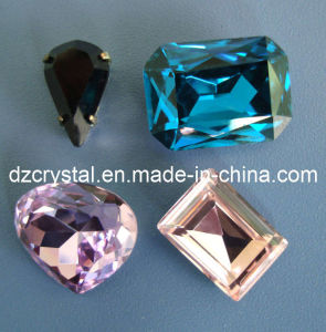 Crystal Fancy Loose Stones Beads pictures & photos