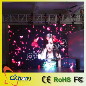 P4 Indoor Full Color Exhibition LED Video Display pictures & photos