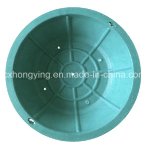 Round SMC Manhole Cover Grass