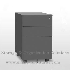 Three Drawers Mobile Cabinet for Office (T2-FP03A) pictures & photos