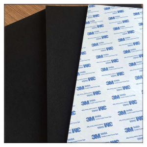 Closed Cell EPDM Foam with Back Adhesive for the Automotive pictures & photos