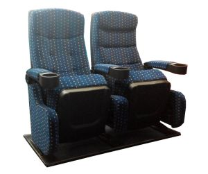 China Auditorium Seating Full Rocking Theater Seat Cinema Chair (S22JY) pictures & photos