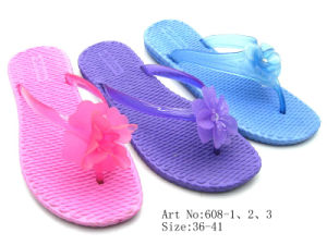 Ladies′ EVA Slipper (608)