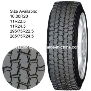 TBR Truck and Bus Tire with ECE DOT Soncap pictures & photos