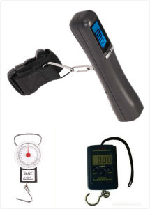 High Percision Pocket Luggage Scale pictures & photos