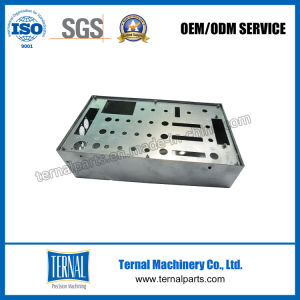 Aluminum Metal Stamped Parts pictures & photos