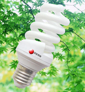 Full Spiral Energy Saving Lamp (CFL Full Spiral 02)