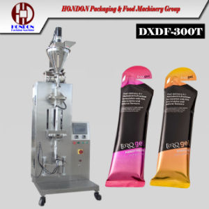 Round Stick Pack Packing Machine (DXD-300T) pictures & photos