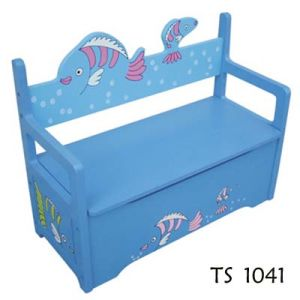 Wooden Toy Box (TS 1041) pictures & photos