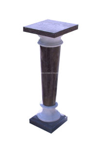 Marble Pillar (CLN302) pictures & photos