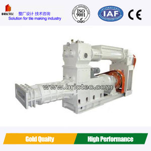 Clay Vacuum Extruder Good Roof Tile Making Machine pictures & photos
